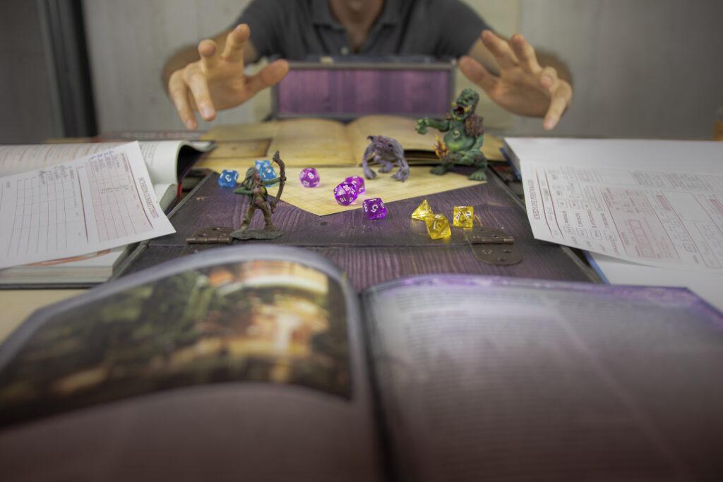 Saskatoon Table Top RPG